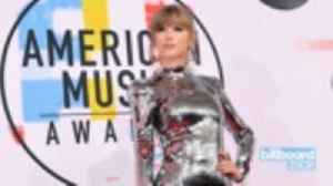 The Hottest Red Carpet Looks from the 2018 American Music Awards   Billboard News [Video]