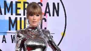 Taylor Swift Tells Viewers To Vote While Receiving AMA Award [Video]