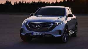 The new Mercedes-Benz EQC 400 4MATIC Trailer [Video]