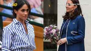 What Will Kate Middleton and Meghan Markle Wear to Princess Eugenie's Wedding? [Video]