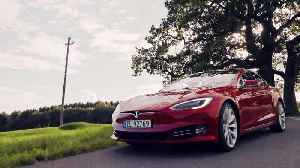 The new Tesla S Trailer [Video]