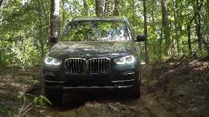 BMW X5 Off road Driving Video [Video]
