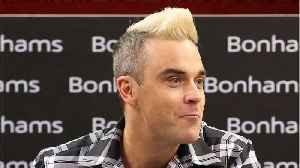 Robbie Williams' 6 Year Old Daughter To be In Royal Wedding [Video]