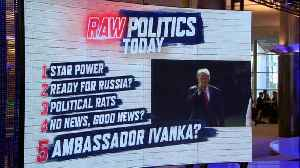 Raw Politics: Bono pitches up to save Europe, NATO's war games, the rats of Paris and Brexit silence [Video]