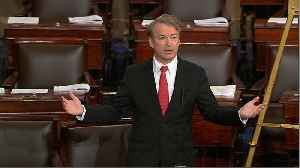 Senator Rand Paul Calls For Review Of Broadcom-CA merger [Video]