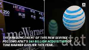AT&T Plans to Launch Netflix Rival Next Year [Video]