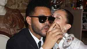 The Weeknd Floods The Internet With PDA Pics With Bella Hadid For Her Birthday [Video]