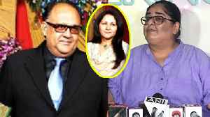 MeToo: Vinta Nanda Reveals Alok Nath's wife Ashu Nath know the story; Check Out | FilmiBeat [Video]