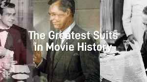 The greatest suits in movie history [Video]