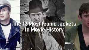 The 12 Most Iconic Jackets In Movie History [Video]