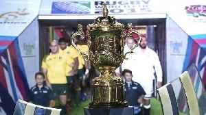 Stephen Moore reminisces on Rugby World Cup 2015 [Video]