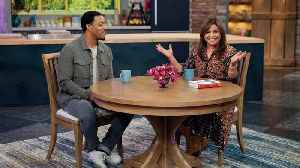 """The Hate U Give"" Actor Russell Hornsby: My Grandma Put 6 Kids and HERSELF Through College [Video]"