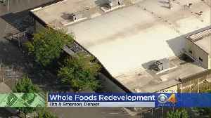 Capitol Hill Community To Discuss How To Transform Old Whole Foods [Video]
