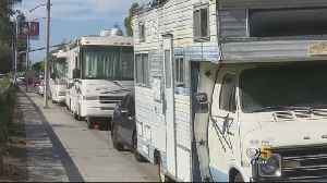 'RV Landlords' Buying, Renting Used RVs To Homeless, Low Income Workers In Silicon Valley [Video]