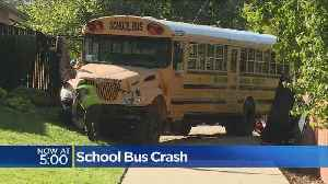 School Bus Driver Blacks Out, One Student On Board [Video]