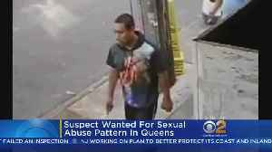 Search For Child Sex Abuse Suspect In Queens [Video]