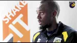 Bolt: My touch is much better now [Video]