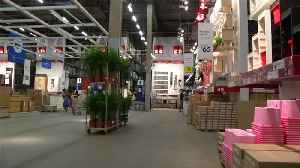 News video: Online shopping surge helps lift IKEA's full-year sales