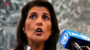 GOP: The Timing of Nikki Haley's Resignation is Leaving Some Annoyed [Video]