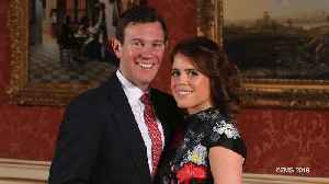 News video: Princess Eugenie's Maid of Honor and Other Wedding Details Revealed