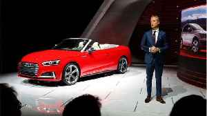 Audi's Scott Keogh To Become CEO Of VW Group In North America [Video]