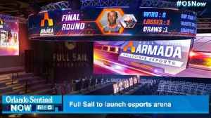 Full Sail to launch esports arena early next year [Video]