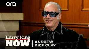 Andrew Dice Clay describes his new