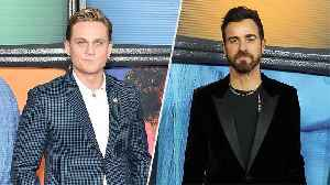 Billy Magnussen Gushes About 'Maniac' Costar Justin Theroux: Everyone 'Loves Him' [Video]