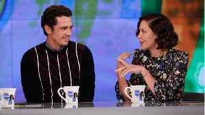 What Maggie Gyllenhaal Had to Say About the Assault Allegations Against Co-Star James Franco [Video]