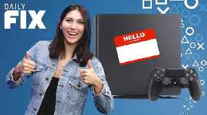 Change Your PSN Name This November - IGN Daily Fix [Video]