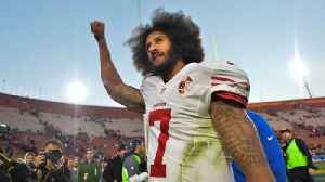 News video: Colin Kaepernick Files Application to Trademark His Image