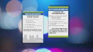 Minneapolis Police Squads To Display New Immigration Signs [Video]