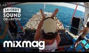 SONNY FODERA in The Lab #SmirnoffHouseboat [Video]