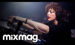 Massive ANNIE MAC DJ set at Mixmag Live Jan 2016 [Video]