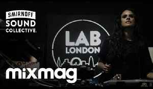 ANNA tech-house DJ set in The Lab LDN [Video]