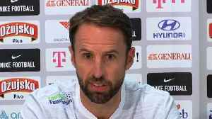 England's Southgate ready for 'strange experience' of match in empty arena [Video]