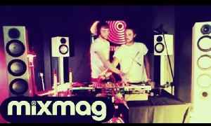 Zombie Disco Squad and Wildkats house DJ set in The Lab LDN [Video]