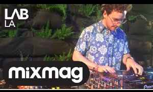 JUSTIN JAY house and disco DJ set in The Lab LA [Video]