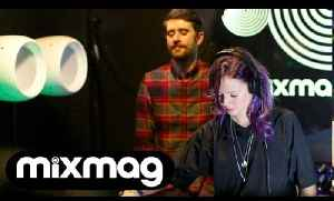 B.TRAITS & FRIEND WITHIN house and techno DJ sets  in The Lab LDN [Video]