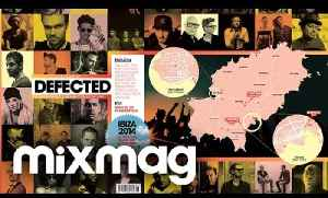 Defected Mixmag Cover CD June 2014 [Video]