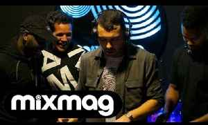 T.WILLIAMS & DISCIPLES in The Lab LDN (Snowbombing takeover) [Video]