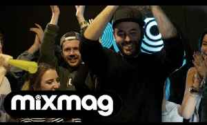 MARCO FARAONE quailty techno in The Lab LDN [Video]