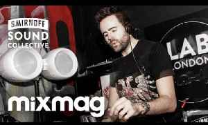 GARETH EMERY in The Lab LDN [Video]