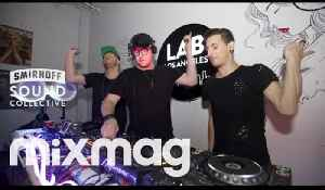 SNBRN b2b DR. FRESCH b2b SHAUN FRANK in The Lab LA [Video]