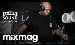 DJ RANDALL history of jungle set in The Lab LDN [Video]
