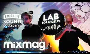 PANTYRAID bass in The Lab LA [Video]