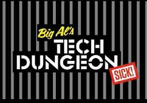 Tech Dungeon Christmas Special: iRIG, OM Unit, Sinistarr, NCQL, Whiskey & Otone Speakers [Video]
