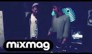 Submerse & Paul White psychedelic hip hop sets in The Lab LDN [Video]