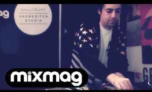 High Contrast and Jimmy Edgar house, techno and d'n'b live stream [Video]