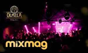DIY London House Scene - Switch On The Night by Olmeca Tequila & Mixmag [Video]